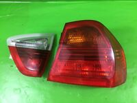 BMW 3 SERIES E90 REAR TAIL LIGHT INNER + OUTER DRIVER RIGHT OFFSIDE OSR 2005-09
