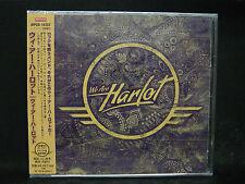 WE ARE HARLOT We Are Harlot + 1 JAPAN CD Sebastian Bach Halestorm Airbourne