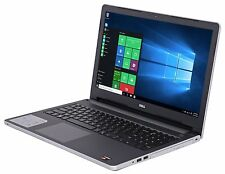 "NEW 2016 Dell 15.6"" TOUCH screen Gaming Laptop A10-8700 3.20 GHz!/8GB/1TB/R6 Gfx"
