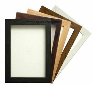 A1 A2 A3 A4 A5 Photo Frames Picture Frames Black Walnut Oak Dark Oak White