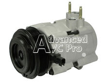 New A/C AC Compressor Fits: 2008 08 2009 09 Saturn Vue V6 3.6L ONLY AC Pump