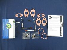MG MIDGET 948 1098  1275 HS2 TWIN SU CARB CARBURETTOR SERVICE KIT
