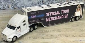 Custom 1/64th Kenworth T700 Taylor Swift 2015 The 1989 World Tour Merch Truck 3