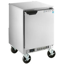Beverage Air Ucr20hc 20 Shallow Depth Undercounter Commercial Refrigerator