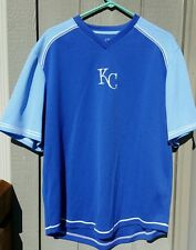 MLB Kansas City Royals Baseball Short  Sleeve Shirt XL