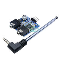 TEA5767 76-108MHZ FM Stereo Radio Module + Cable Antenna for Arduino