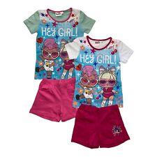 LOL Surprise Kind zweiteilige Set Kurzarm Oberteil+Shorts