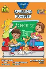 Spelling Puzzles 1 by Jean Syswerda and Mary Vivian (1995, Paperback, Workbook)