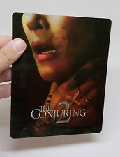 The Conjuring 2 3D lenticular cover Flip effect for Steelbook
