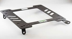 PLANTED SEAT BRACKET FOR 1986-1991 MAZDA RX7 PASSENGER RIGHT SIDE RACING SEAT
