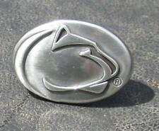 Penn State Panthers cabinet knobs / drawer pulls set of four silver knobs