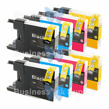 8 PACK LC71 LC75 Compatible Ink Cartirdge for BROTHER Printer MFC-J435W LC75