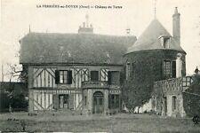 Carte LA FERRIERE AU DOYEN Château du Tertre