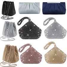 Evening Clutch Bag for Women Floral Shoulder HandBag Flower Wedding Clutch Purse