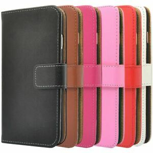 For Apple iPhone 12 11 XR XS Max Leather Flip Wallet Magnetic Stand Card Case