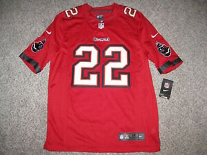 Doug Martin Tampa Bay Buccaneers Mens Red Nike Limited Jersey