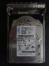 "146GB 15000RPM SAS 3.5"" with Caddy Dell for MD1000 MD3000 MD3000i Poweredge"