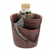 Creative Plants Pot City of Sky Succulent Plant Pot Flower Basket Planter Pot-%