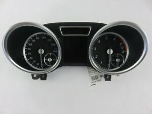 Mercedes Benz  GL450 Speedometer Instrument Cluster Gauge OEM  2014  A1669007210
