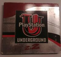 Playstation Underground 2.2 Volume 2 Issue Number 2 Ps1 One Demos (disc 1 only)