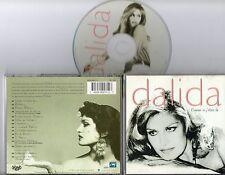 CD 15T DALIDA  COMME SI J'ETAIS  LA   DE 1995  TRES BON ETAT