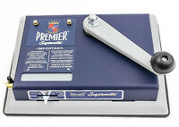 PREMIER Supermatic Cigarette Machine Tobacco Injector Rolling Maker Making Kings