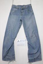 Levi's engineered 654 (Cod. J128) Tg42 W28 L34  jeans usato vintage.