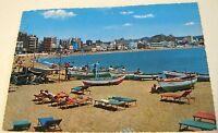 Spain Las Palmas de Gran Canaria  Playa las Canteras - posted