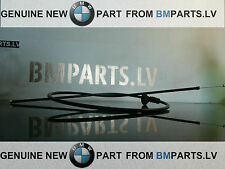 NEW GENUINE BMW E81 E87 E90 X1 E84 ENGINE HOOD LOCK RELEASE CABLE REAR 7201904