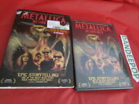 Metallica Some Kind Of Monster DVD 2 disc set