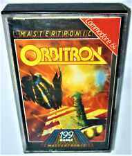 ORBITRON-Cassette Tape-c64 Commodore 64 dattasette MC 128 c128 Mastertronic