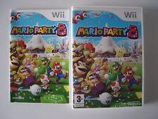 Jeu Fun ! Mario Party 8 sur Nintendo Wii et Wii U !!!!