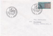 West Berlin 1975 European Architectural Heritage Year FDC VGC