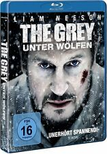 THE GREY, Unter Wölfen (Liam Neeson) Blu-ray Disc NEU+OVP