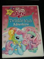 DVD My Little Pony: Twinkle Wish Adventure Animated Movie