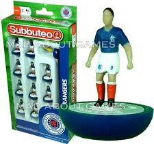 Subbuteo GLASGOW RANGERS TEAM  Football Soccer New Figures Paul Lamond