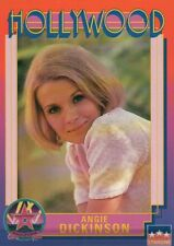 Angie Dickinson, Actress, Hollywood, Walk of Fame Trading Card --- NOT Postcard