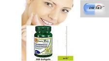 Chlorophyll Concentrate 50 mg x100 Softgels Antioxidant Bad Breath help