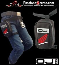 Borsello pierna OJ Mini Pista honda cbr 125 250 300 500 600 650 900 1000 1100