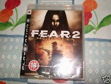 FEAR 2 PROJECT ORIGIN, PAL ESPAÑA ¡¡NUEVO Y PRECINTADO!