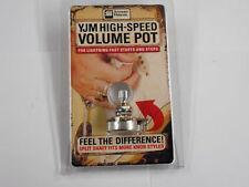 Seymour Duncan YJM HIGH SPEED 250K Short Shaft VOL Pot