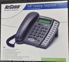 Netcomm Broadband Solutions V85 VoIP Desktop Telephone (New in the Box)