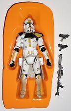 "Star Wars ARC CLONE COMMANDER 3.75"" Figure Evolutions 327th Star Corps Trooper"