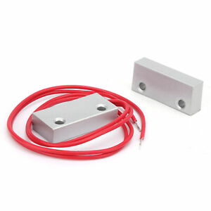 System Door Contact Reed Switch Normally Closed Metal Waterproof Window Security