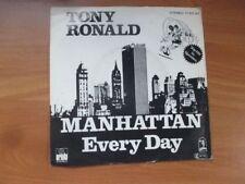 70er Jahre - Tony Ronald - Manhattan