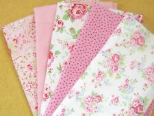 Cath Kidston Fabric Squares Bundle Patchwork Pieces Charm Quilting 10cm x 5 RARE