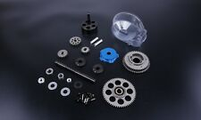 3 Speed Transmission Kit with Blue Gear Cover for 1/5 HPI BAJA 5B 5T 5SC