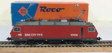 ROCO 04178 C LOCOMOTIVA ELETTRICA 10104 SBB-CFF-FFS H0