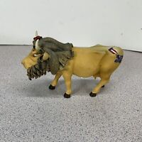 Cows On Parade Wizard Of Oz Cowardly Lion Resin Figure Statue