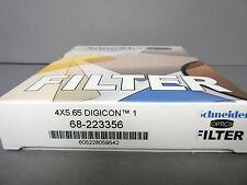 "New Schneider 4x5.65"" Filmic Look Digicon 1 Glass Filter #68-223356"